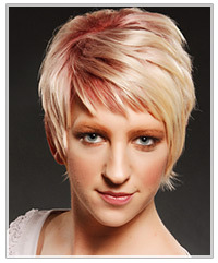 Admirable The Best Length For Fine Hair Hairstyles Thehairstyler Com Short Hairstyles Gunalazisus