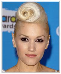 Gwen Stefani hairstyles