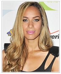 Leona Lewis hairstyles