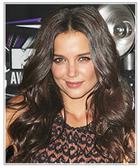 Katie Holmes hairstyles