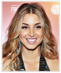 Whitney Port hairstyles