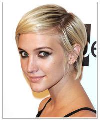 Ashlee Simpson hairstyles