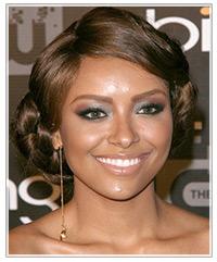 Kat Graham hairstyles