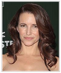 Kristin Davis hairstyles