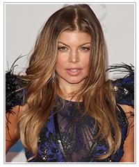 Fergie hairstyles