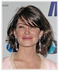Lara Flynn Boyle hairstyles