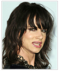Juliette Lewis hairstyles