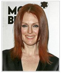 Julianne Moore hairstyles