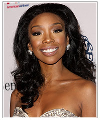 Brandy hairstyles