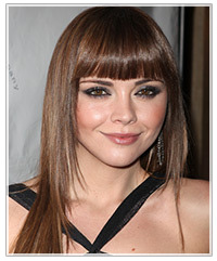 Christina Ricci hairstyles