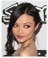 Tila Tequila hairstyles