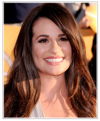 Lea Michele hairstyles