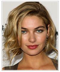 Jessica Hart hairstyles