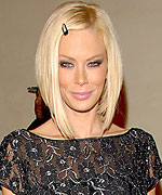 Jenna Jameson concave hairstyle