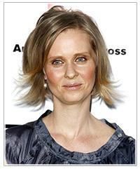 Cynthia Nixon hairstyles