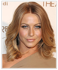 Julianne Hough hairstyles
