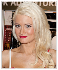 Holly Madison hairstyles