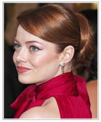 Emma Stone hairstyles