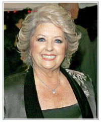 Paula Deen hairstyles