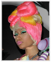 Superb Bold Hair Colors For Dark Skin Celebrity Thehairstyler Com Short Hairstyles Gunalazisus