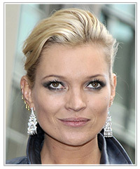 Kate Moss hairstyles