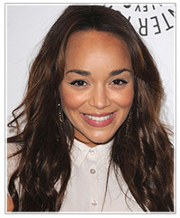 Ashley Madekwe hairstyles