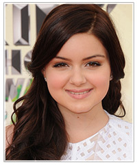 Ariel Winter hairstyles