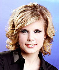 Admirable Layered Hairstyles For Square Face Shapes Hairstyles Short Hairstyles Gunalazisus