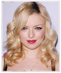 Francesca Fisher-Eastwood hairstyles