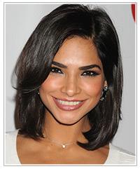 Alejandra Espinoza hairstyles