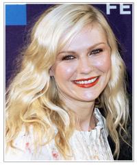 Kirsten Dunst hairstyles