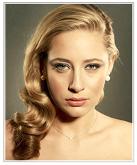 Peachy Evening Hairstyle Ideas For Short Medium And Long Hair Formal Short Hairstyles Gunalazisus