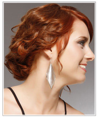 Stupendous Evening Hairstyle Ideas For Short Medium And Long Hair Formal Short Hairstyles Gunalazisus