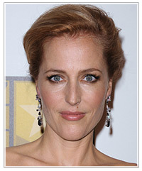 Gillian Anderson eye color