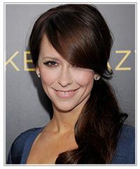 Jennifer Love Hewitt hairstyles