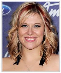 Erika Van Pelt hairstyles