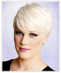 Groovy Hairstyles Inspired By Pink Celebrity Thehairstyler Com Short Hairstyles Gunalazisus