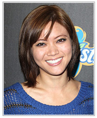 Jessica Lu hairstyles