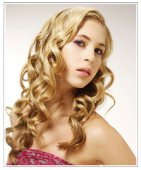 Strange Hairstyling How To Creating Curls With A Curling Wand Hairstyles For Women Draintrainus