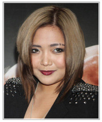 Charice hairstyles