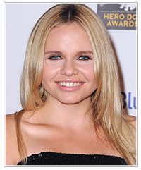 Alli Simpson hairstyles