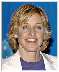 Ellen Degeneres hairstyles