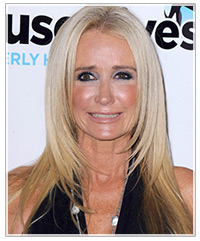 Kim Richards hairstyles