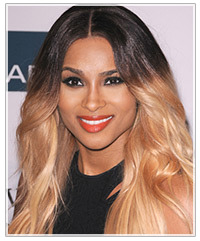 Sensational Hairstyle Evolution Ciara39S Ombre Color Hair Color Short Hairstyles For Black Women Fulllsitofus