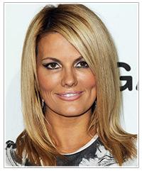 Courtney Hansen hairstyles