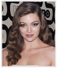 Lili Simmons hairstyles