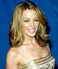 Kylie Minogue hairstyles