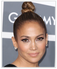 Swell J Lo Goes Cleopatra Style Beauty Thehairstyler Com Short Hairstyles For Black Women Fulllsitofus