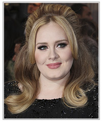 Adele hairstyles
