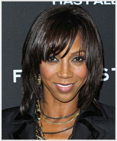 Holly Robinson Peete hairstyles